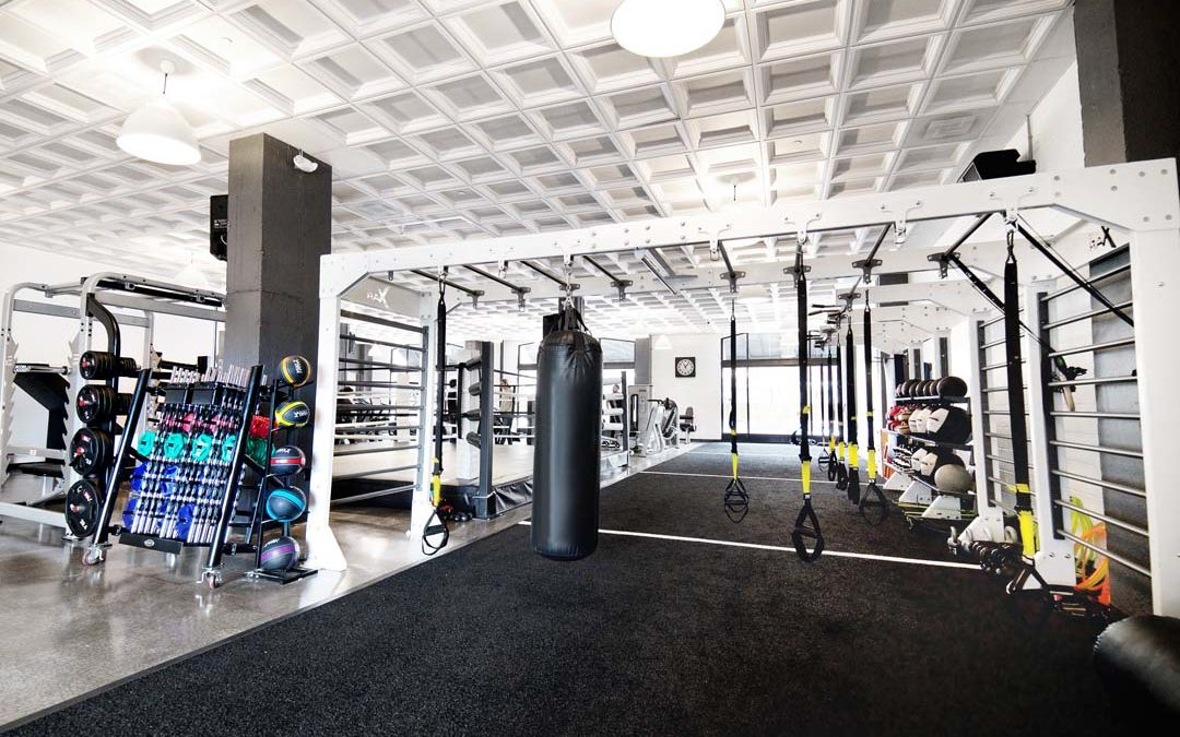 Featured Gym Design | D&I Fitness
