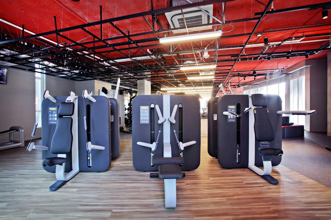 Commercial | Fitness Design Group for Physical Fitness Design  156eri