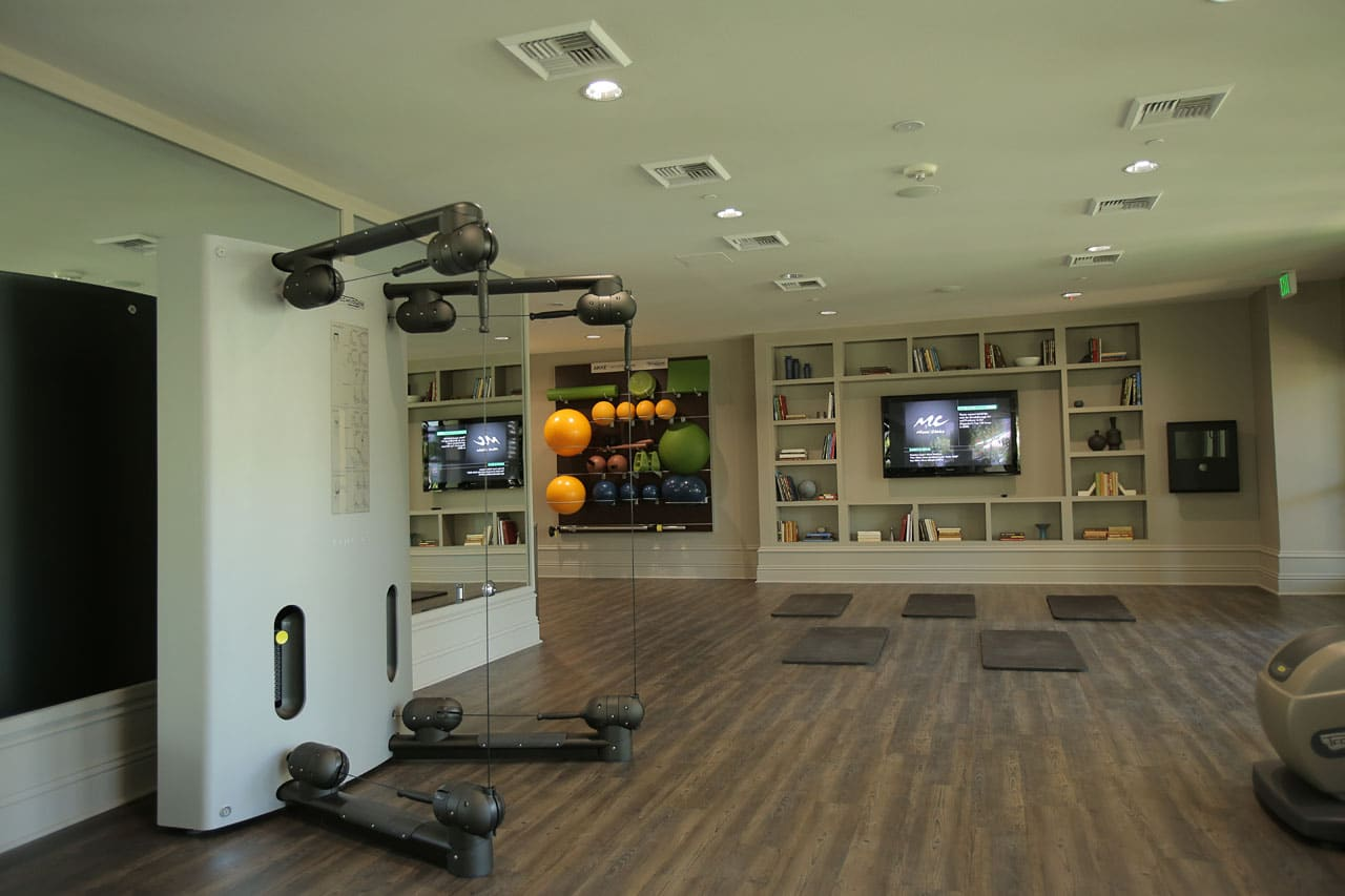 Residential fitness design group