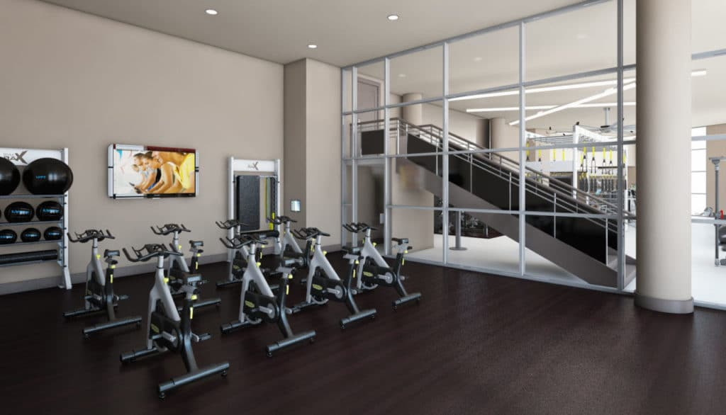 Group-studio-On-demand-Hotel-gym-Fitness