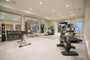 Gym Design Home - Technogym Cardio Kinesis- Los Angeles
