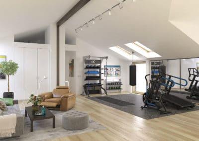 Residential Loft
