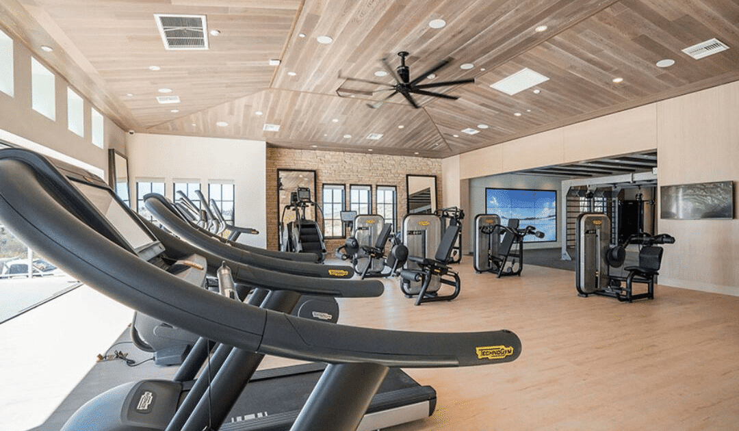 Fitness Design Group - Multifamily Fitness Center Lennar