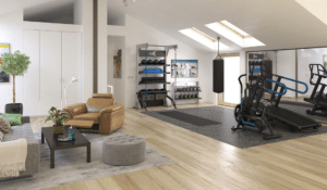 Fitness Design Group Home Gym Loft Los Angeles1080 x 630