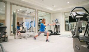 home gym design and planning services with fitness design group