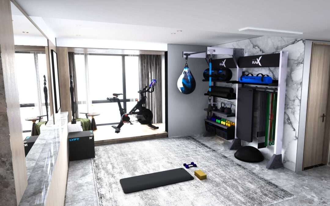 Home Gym | High Rise Chicago