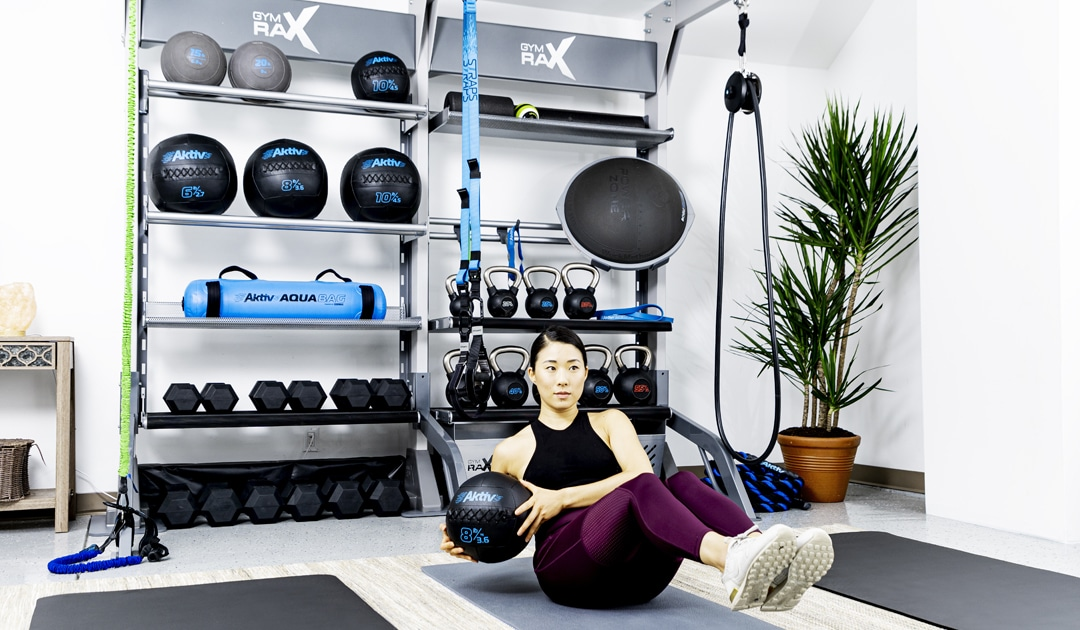 FitnessDesignGroup& Blueboard Team toSupport SpecializedHome Gym Design for Corporate Incentives Programs